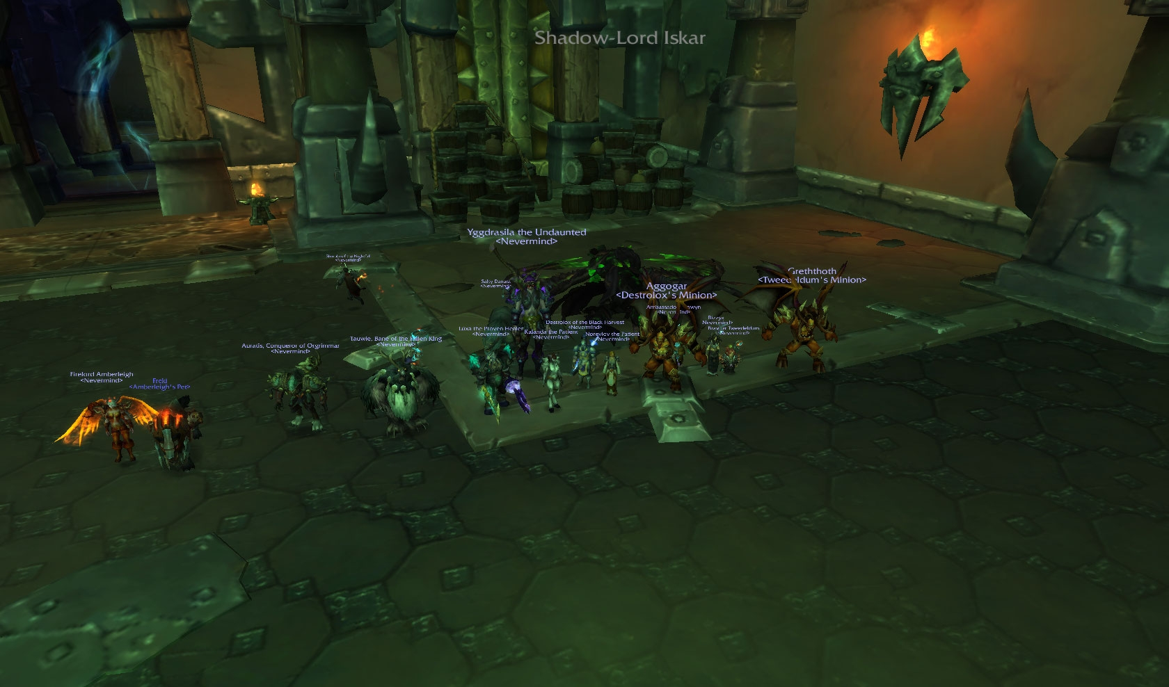 Shadow-Lord-Iskar-Fire-first-kill
