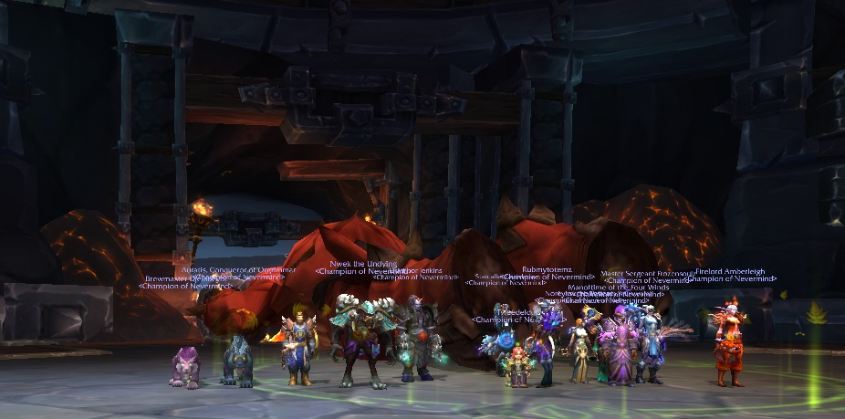 Dysfunctional's Epic Showdown with Gruul HC
