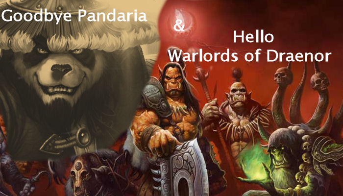 Warlords of Draenor!