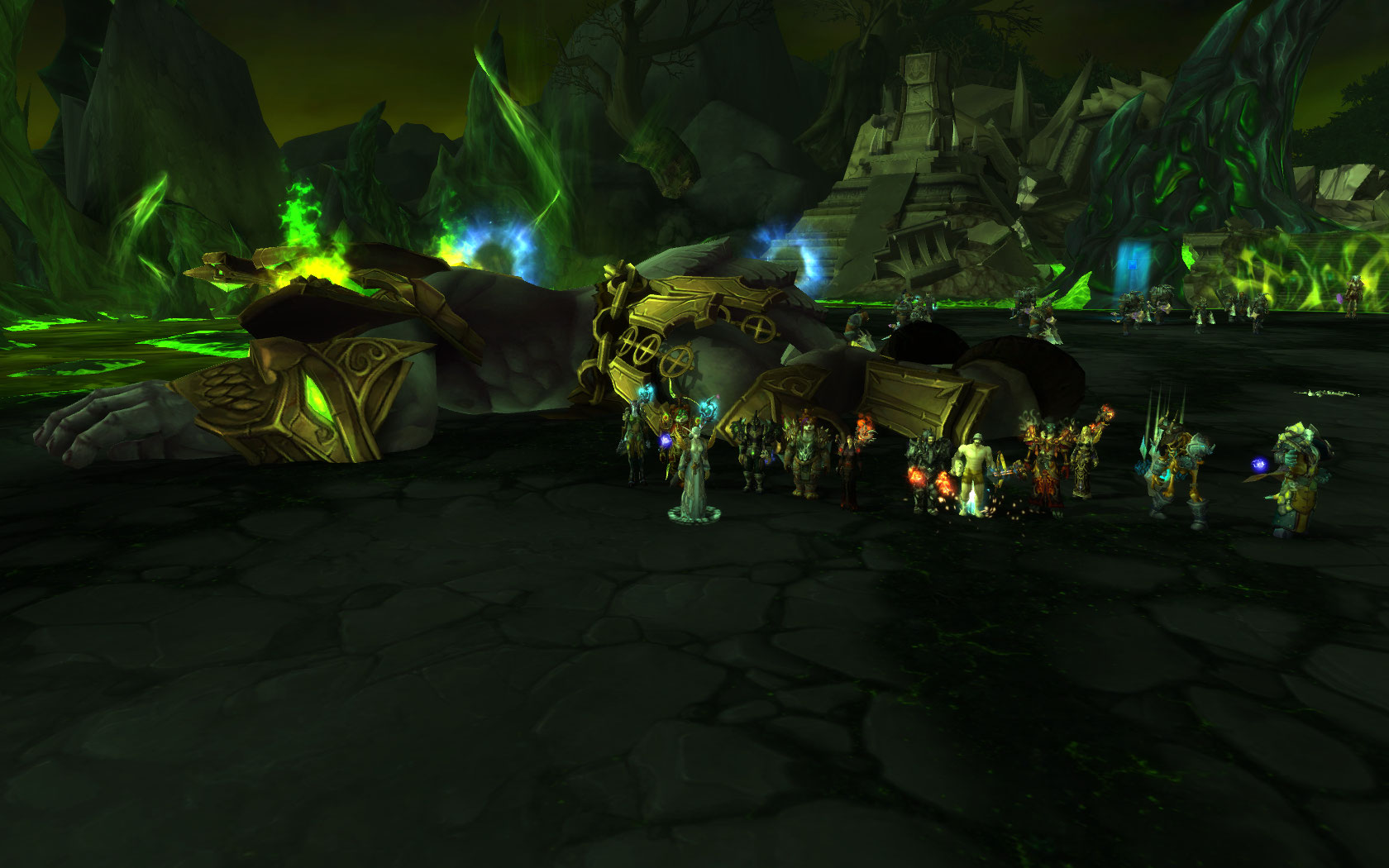 Team Ice 13/13 Heroic done!!