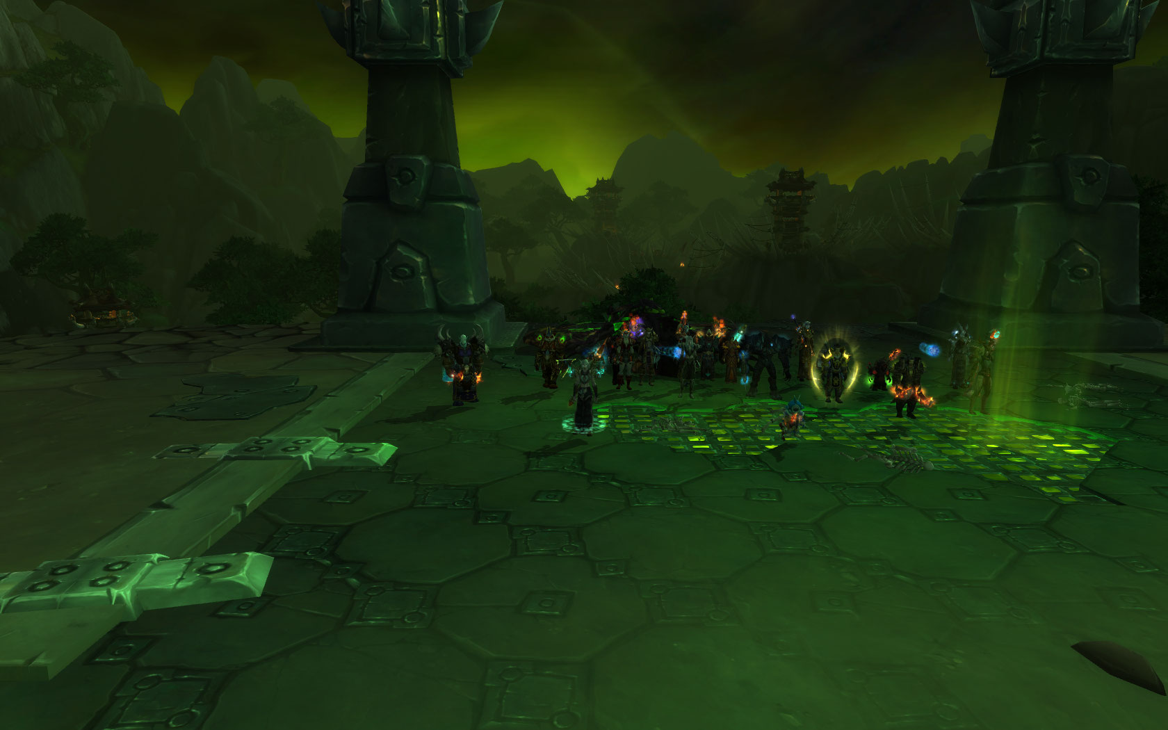 Team Ice waves Shadow-Lord Iskar goodbye!