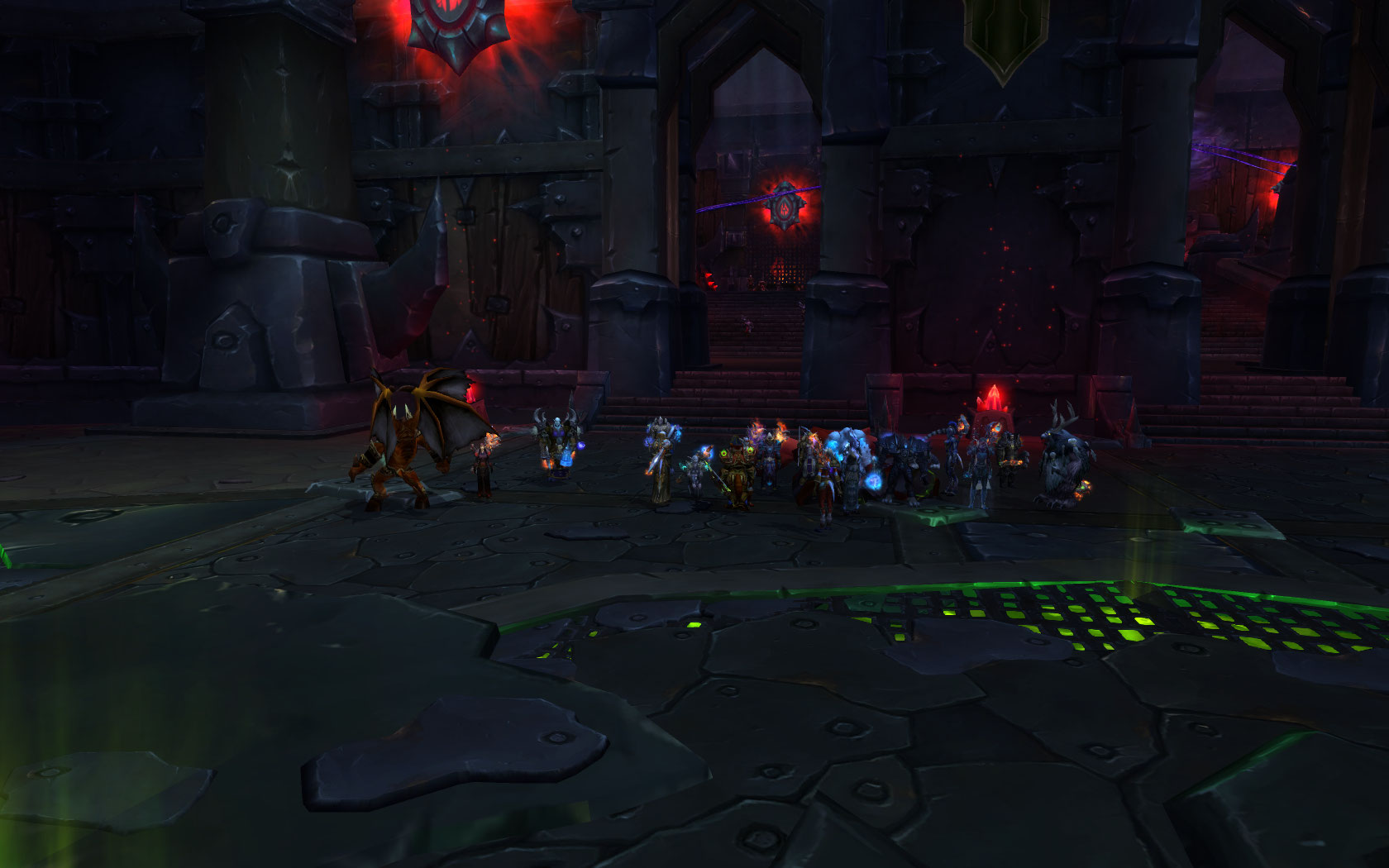 Socrethar the Eternal Lost his battle with team Ice!