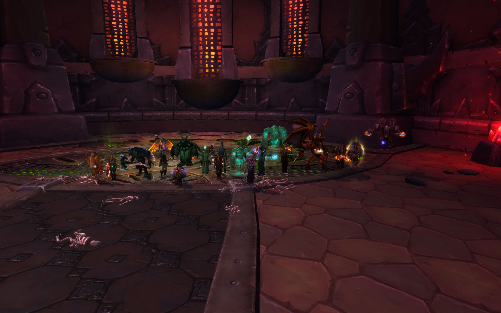 Team Ice got Tyrant Velhari down