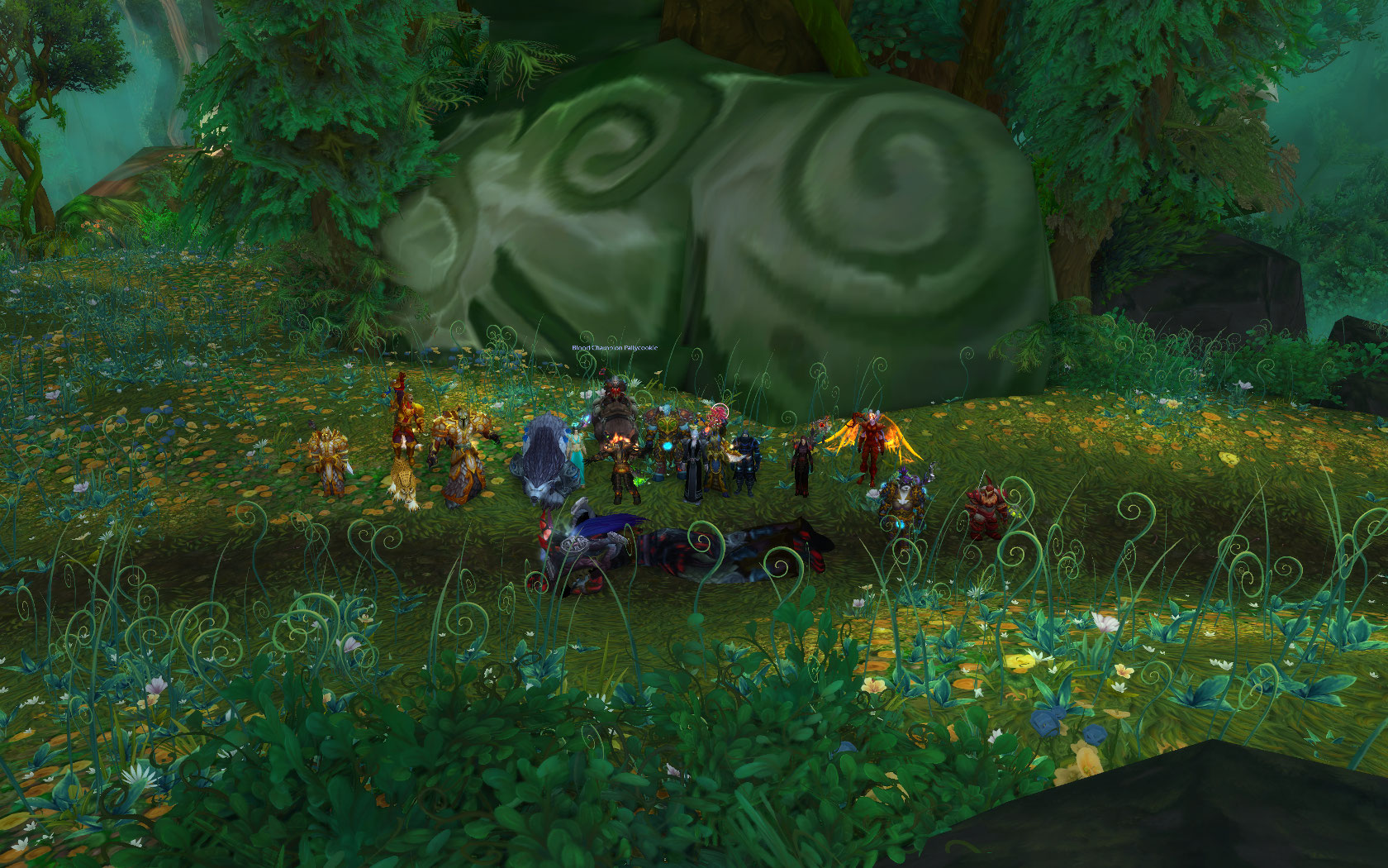 Another one bites the dust, Xavius-HC killed by Team Ice