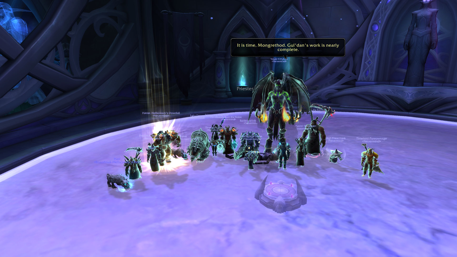 Sisters of the Moon Tomb heroic kill!