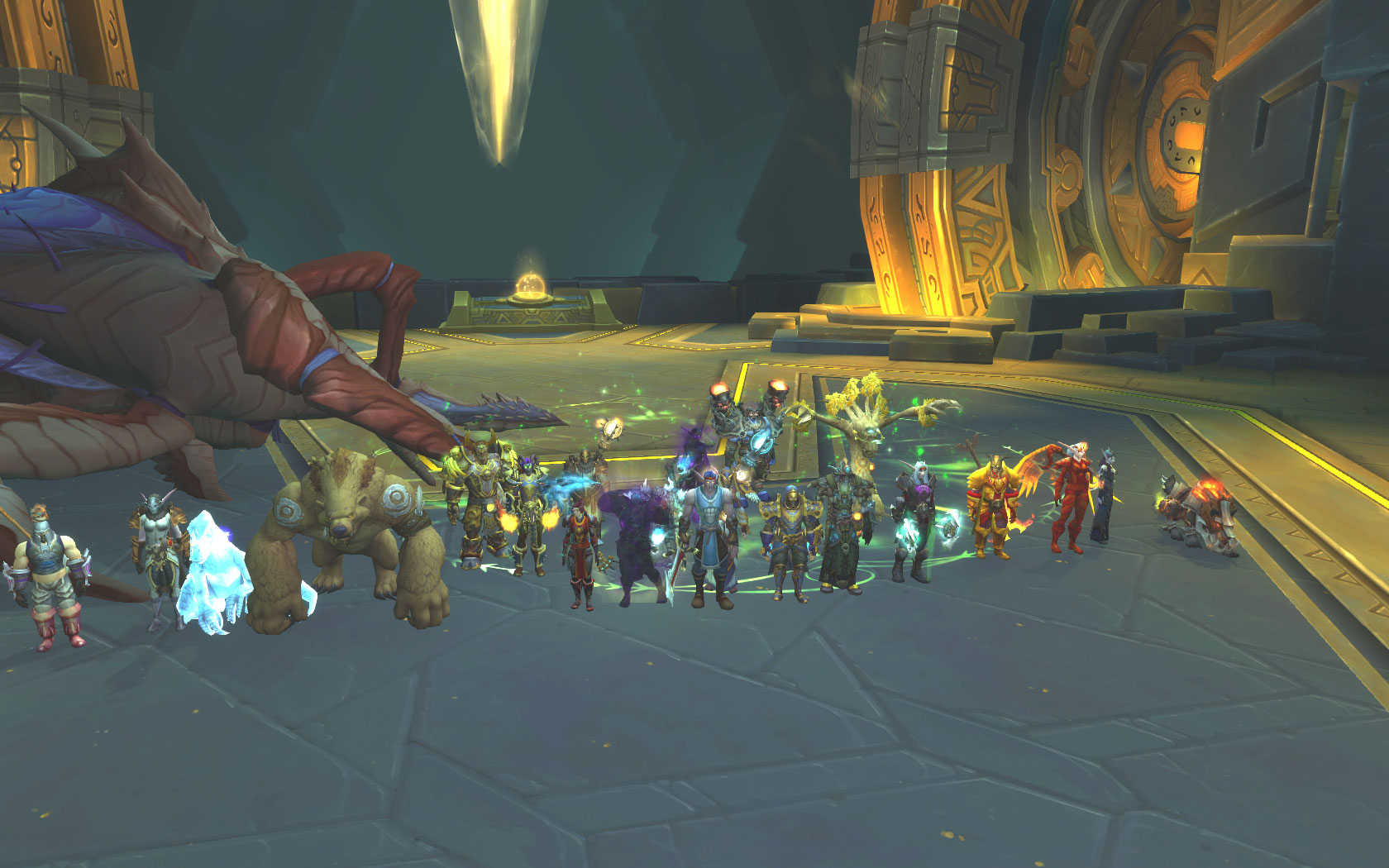 Uldir HC - 5 down, 3 to go!